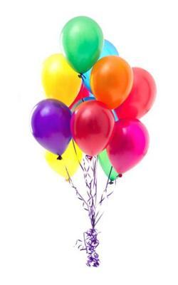 Floristeria compraflores en cali - Llenar globos con helio ...