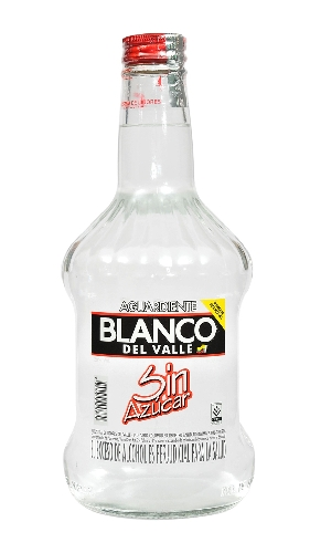 Aguardiente Blanco del Valle - 1500ml
