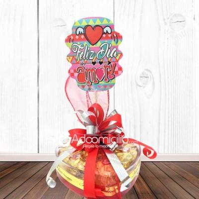 Regalos de amor y amistad cali chocolate decorado for Regalos de amistad para hombres