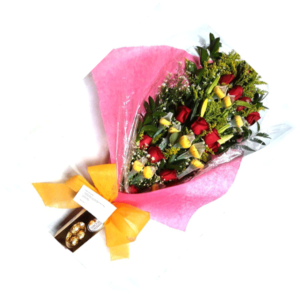 Bouquet chocolates Medellin
