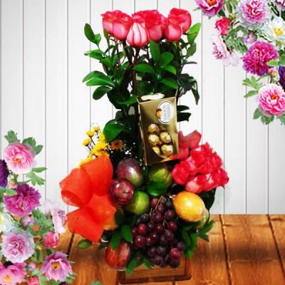 Arreglos Florales Y Flores Dia De La Mujer Medellin Hermoso Frutal
