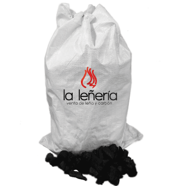 Carbón vegetal bolsa (CHARCOAL BUNDLE)