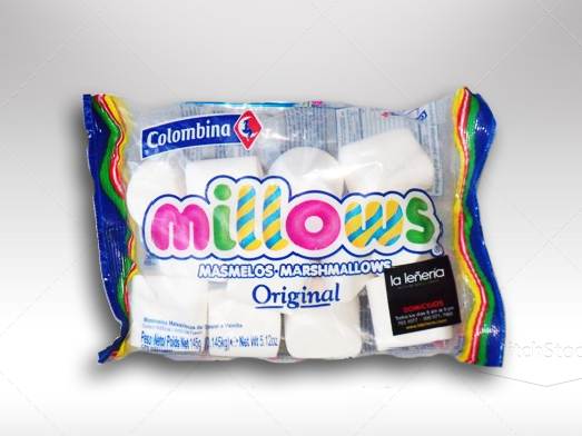 Masmelos (MARSHMALLOWS)