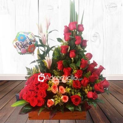 Arreglo Floral Hermoso
