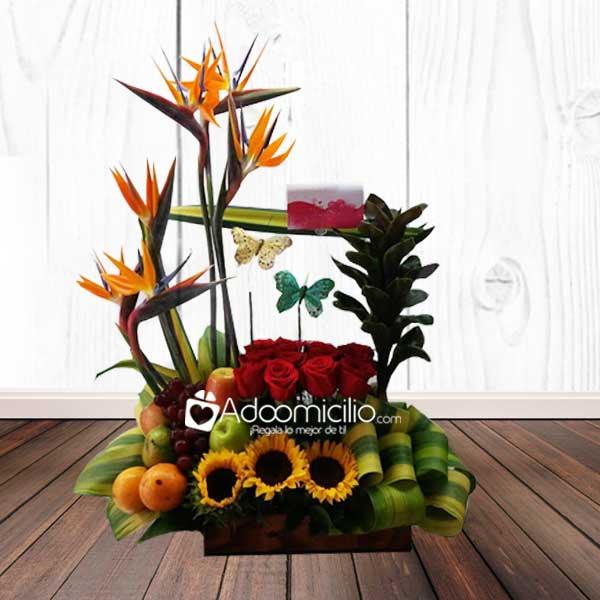 Flores Y Regalos A Domicilio En Cali Medellín Bogotá