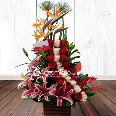 Ramos de flores para cumplea os cali - Ramos para regalar ...