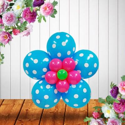 Flores con globos decoraci n dia de la mujer a domicilio cali for Decoracion del hogar en medellin