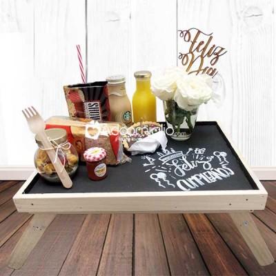 Desayuno sorpresa en mesa a domicilio en cali for Mesa desayuno