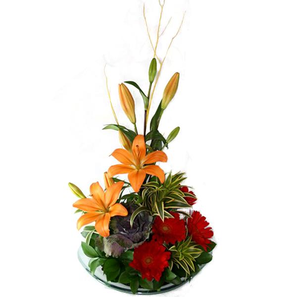 Arreglo Floral Calas Flores a domicilio en Bogota
