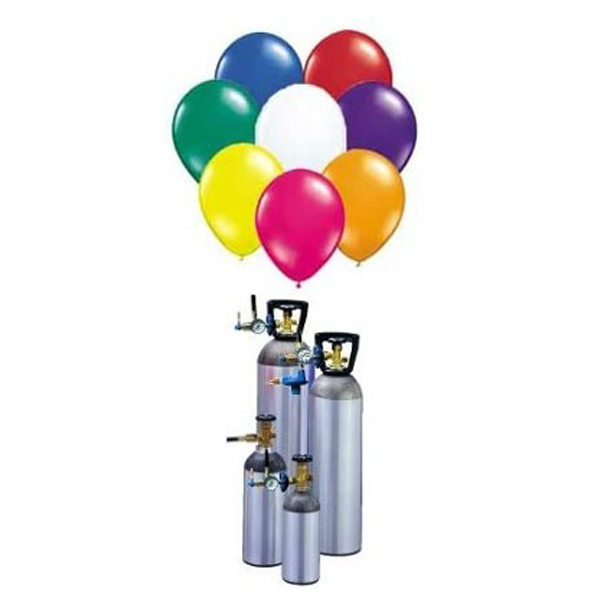 Globo metalizado en forma de n mero - Gas helio para globos precio ...