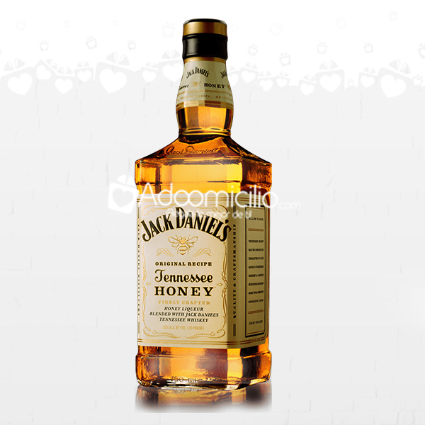 Regalos con licor a domicilio en Cali Jack Daniels Tennesse Honey 750 ml