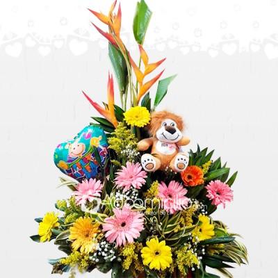 Amor Eterno Arreglos Florales A Domicilio En Armenia