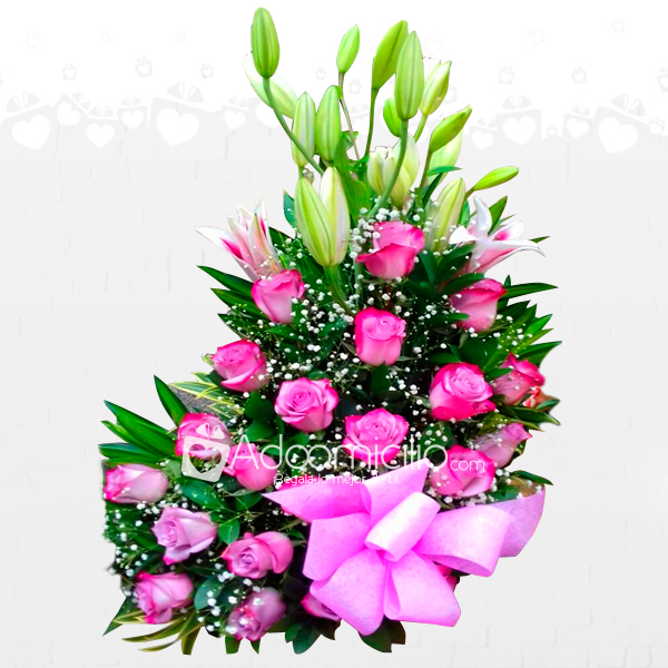 Flores Y Arreglos Florales En Barranquilla Floristeria
